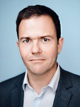 Marius Holm, daglig leder i miljøstiftelsen ZERO.