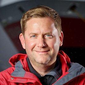 Konsernsjef Daniel Skjeldam i Hurtigruten. Foto: Hurtigruten