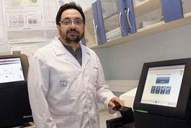Dr. Cristian Gallardo. Foto: naturalesudec.