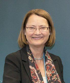 Leder av ESA Bente Angell-Hansen Foto: ESA
