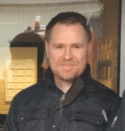 Jørgen Holmen, teknisk sjef i Salmar Farming. Foto: Privat.