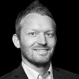 Andreas Heskestad, prosjektleder av Ocean of Opportunities. Foto: Greater Stavanger.