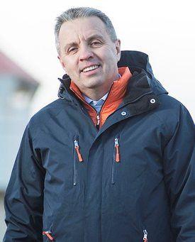 Ingjarl Skarvøy: