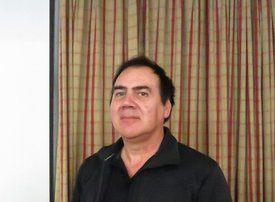 Dr. Carlos Miranda. Foto: Francisco Soto, Salmonexpert.
