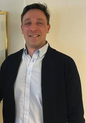 Svein-Jøran Simonsen, daglig leder i Finnmark Brønnbåtrederi. Foto: Steinsvik.