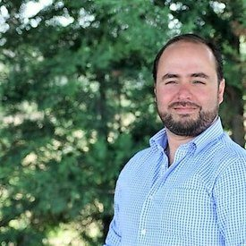 Óscar Berríos, product manager de Agua de Mar de Biomar Chile.