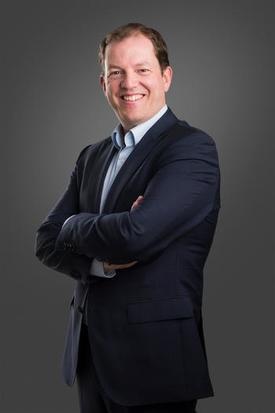 Klaus Hatlebrekke, vicepresidente ejecutivo de desarrollo de mercado y negocios en NRS,. Foto: NRS.