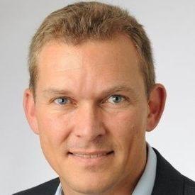 Lars Rohold er salgssjef for fiskeoppdrett hos Scanship. Foto: LinkedIn.