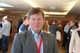 Leder for Hurtigbåtforbundet, Ottar Aare