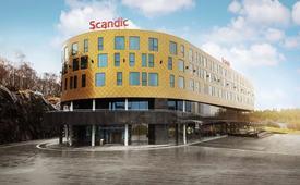 Sjømannsforbundets landsmøte holdes på Scandic Flesland Airport Foto: Scandic