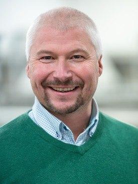 Stig Joar Krogli, daglig leder i SalmoBreed Salten. Foto: Salmobreed.