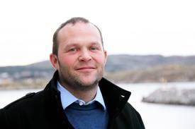 Paul Ingvar Dekkerhus. Foto: Moen Marin Service AS