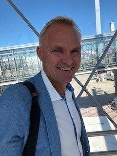 Salgs- og markedssjef Øyvind Berg. Foto: privat.