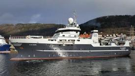 Nåværende FF «G.O Sars» Foto: Havforskningsinstituttet