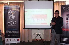 Adolfo Alvial, director de AQUA Medios y ORBE XXI. Foto: Intesal.