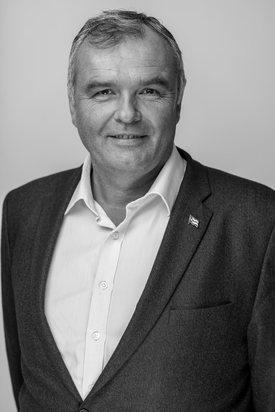 konsernsjef i Norled og eier av MF «Ampere», Ingvald Løyning.