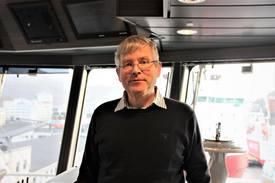 Rederisjef i Havforskningsinstituttet, Per Nieuwejaar