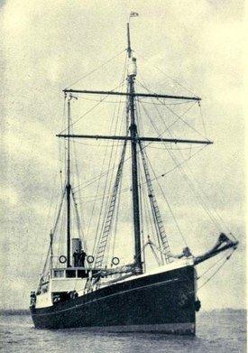 «Quest» i 1921