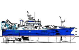 Nye «Vikingbank» skal overleverast rederiet i september 2020.