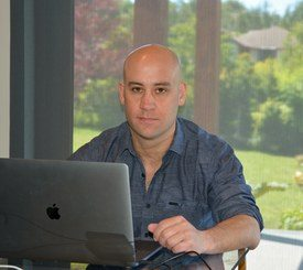 Rodrigo Grez, Country Manager de Amar Chile.