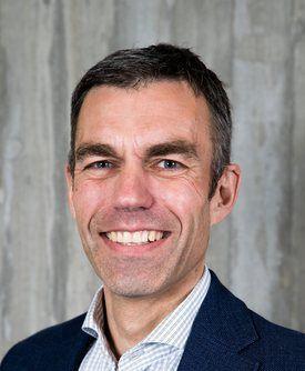 Robert Hundstad, ble 1. juni i år ansatt som ny CEO i selskapet. Foto: Nofitech.