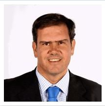 Bernardo Paul, gerente Banquero Corporativo de BCI.