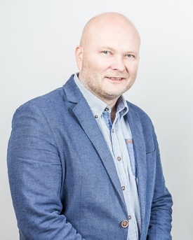 Administrerende direktør, Einar Roger Pettersen i Melbu Systems sier til Kyst.no at de har mange spennende prosjekter på gang. Foto: Privat.
