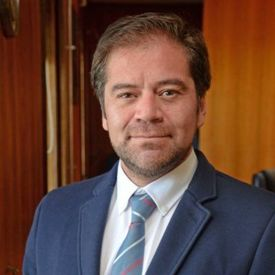 Seremi de Economía de Los Lagos, Francisco Muñoz. Foto: Seremi de Economía de Los Lagos.