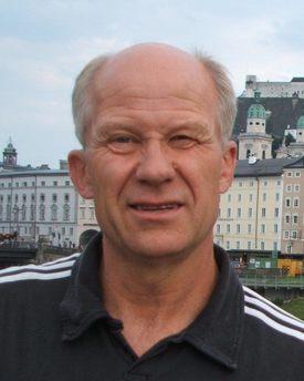 Magne Aldrin forteller at effekten av sonering i dette tilfellet viste at det var nødvendig med flere behandlinger. Likevel påpeker han at resultatene enda ikke er kvalitetssikret og må derfor ta forbehold om dette. Foto: Norsk Regnesentral.