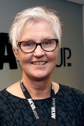 Trude Olafsen, daglig leder i Atlantis Subsea Farming sier til Kyst.no at de er kommet godt i gang med utvikling av konseptet. Foto: AKVA group.