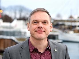 Edvard Thonstad Sandvik. Foto: Knut Opeide