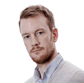 Magnus Strandmyr Eide er sjefskonsulent og spesialist på klima og miljø innen shipping i DNV GL. Foto: DNV GL