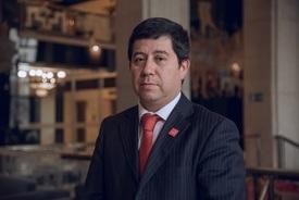 Ricardo Arriagada, director de ProChile Los Lagos. Foto: ProChile.