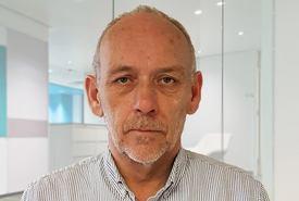 Daglig leder Halvard Aas i Aas Mek. har fått kontrakt på en ny brønnbåt til Sølvtrans Foto: Nssm.no