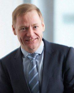 Administrerende direktør Mons Aase
