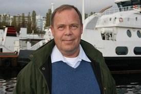 Morten Kveim Foto: Stiftelsen Norsk Maritimt Kompetansesenter