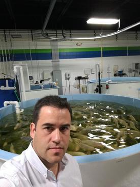 Miguel Portus, CGO de Lago Sofía. Foto: Lago Sofía.