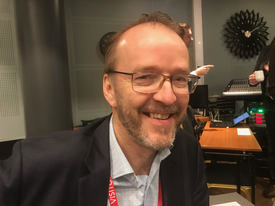 - Det er en økende interesse i Norden for Norges modell for grønn shipping, sier Svend Søyland i Nordic Energy Research til Skipsrevyen. Foto: Sigbjørn Larsen.