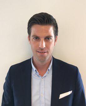 Thomas Jarnes Dyb, banksjef Danske Bank, Møre og Romsdal. Foto: Danske Bank