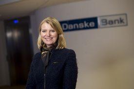 Kristin Kvåle, leder for bærekraft, Danske Bank. Foto: Danske Bank