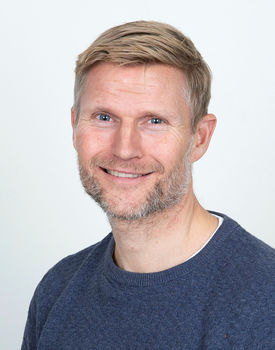 Seksjonssjef internasjonalt miljøarbeid, Lars Christian Espenes.