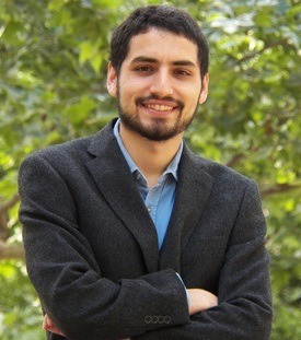 Ignacio Martínez, abogado de Fundación Terram. Foto: Fundación Terram.
