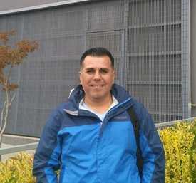 Dr. Ruben Avendaño, académico e investigador de la Universidad Andrés Bello y del Incar. Foto: Ruben Avendaño.