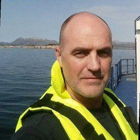 Tormod Grindheim er avdelingsleder for havbruk og påpeker de nå kan utføre flere akkrediteringer for havbruksnæringen. Foto: privat.