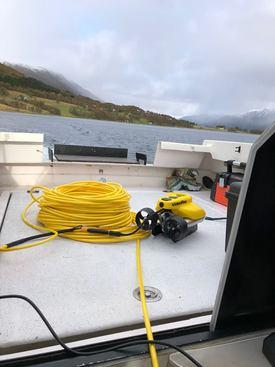 Målet til selskapet er å skaffe seg to båter til i løpet av2-3 kvartal 2019. Foto: AquaMarineService