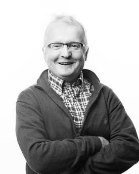 Per Anton Løfsnes, daglig leder i Bjørøya AS ser frem til å få det nye fartøyet i drift i selskapet. Foto: Privat.