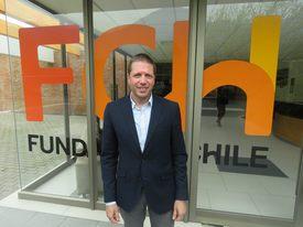 Marcos Kulka, gerente general de Fundación Chile. Foto: Salmonexpert.