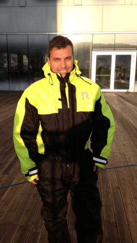 Fagsjef Lars Klungreseth er opptatt av at Sjømatbedriftene sine medlemmer får best mulig premisser. Foto: privat.