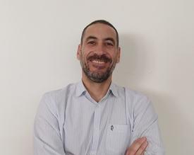 Edmundo Pérez, ejecutivo sectorial acuicultura de Corfo. Foto: Corfo.