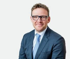 Kristian Mørch, CEO i Odfjell SE forventer bedring i andre kvartal. Foto: Odfjell SE